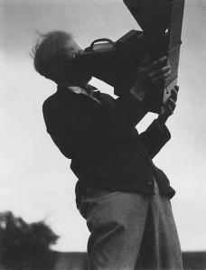 Strand, Portrait de Stieglitz, 1929